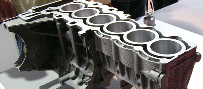 Aluminum die casting applications