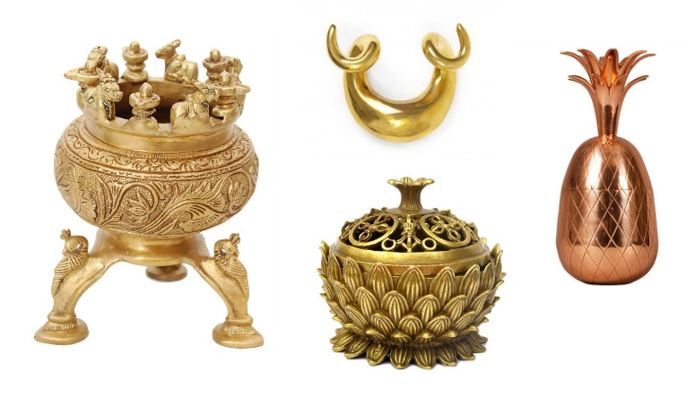 brass decorations factory