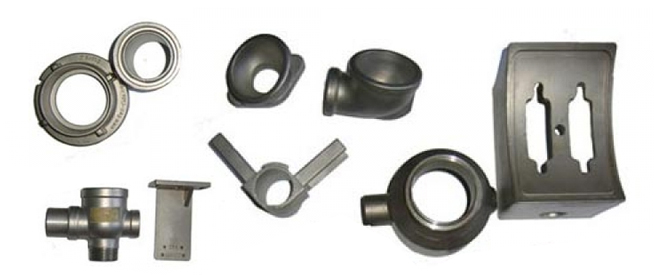 die cast steel parts