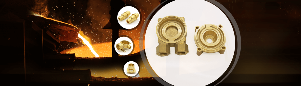 brass forging parts manufacturer