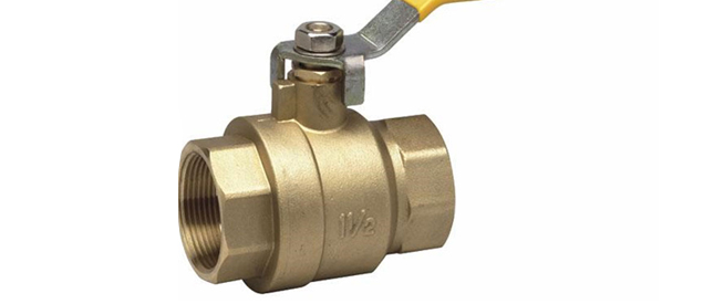 Brass-plumbing parts