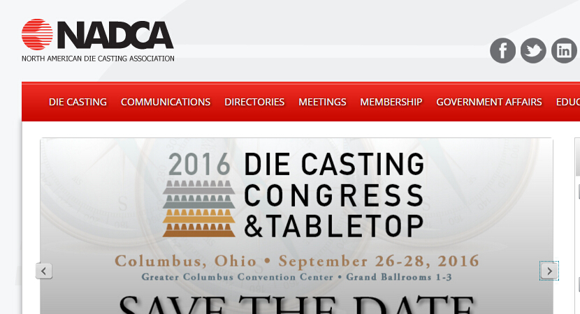 North America Die Casting Association