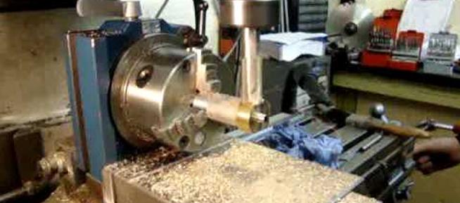 brass milling