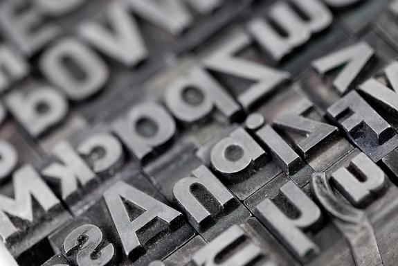 die casting printing type