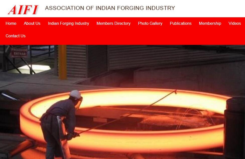 Association Of Indian Forging Industry