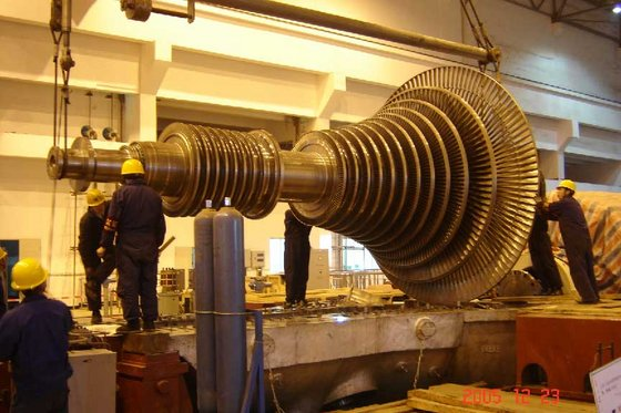 Forged Turbine Rotor